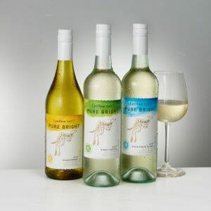 yellow tail trio of bottles